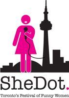 She Dot Logo