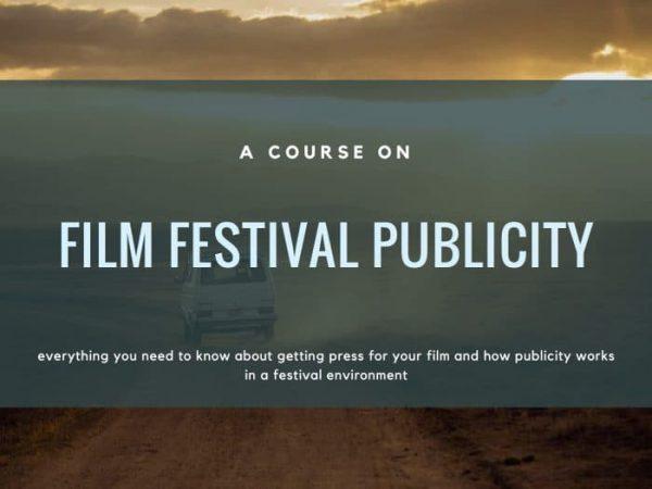 Film Festival Course