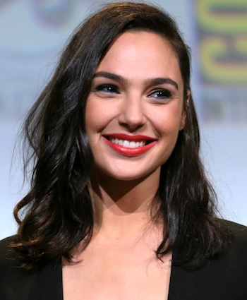 first woman 2017 gal gadot
